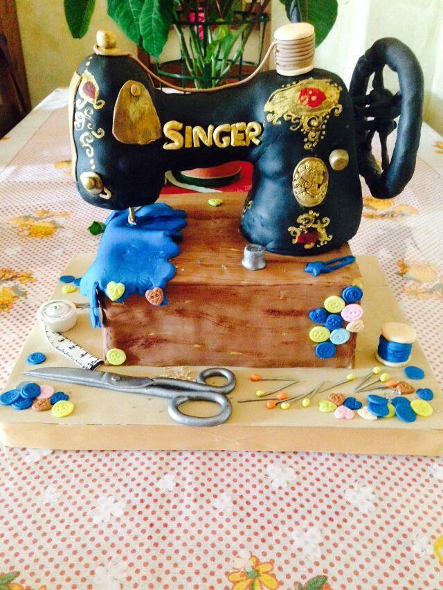Cake singer