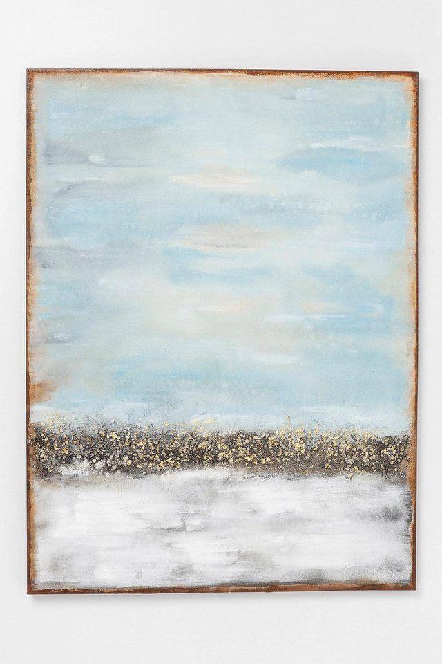 kare dekoobjekt acrylbild abstract horizon 120x90cm online kaufen otto wandbilder abstrakte bilder leinwand malen panorama 120x40 wunschformat