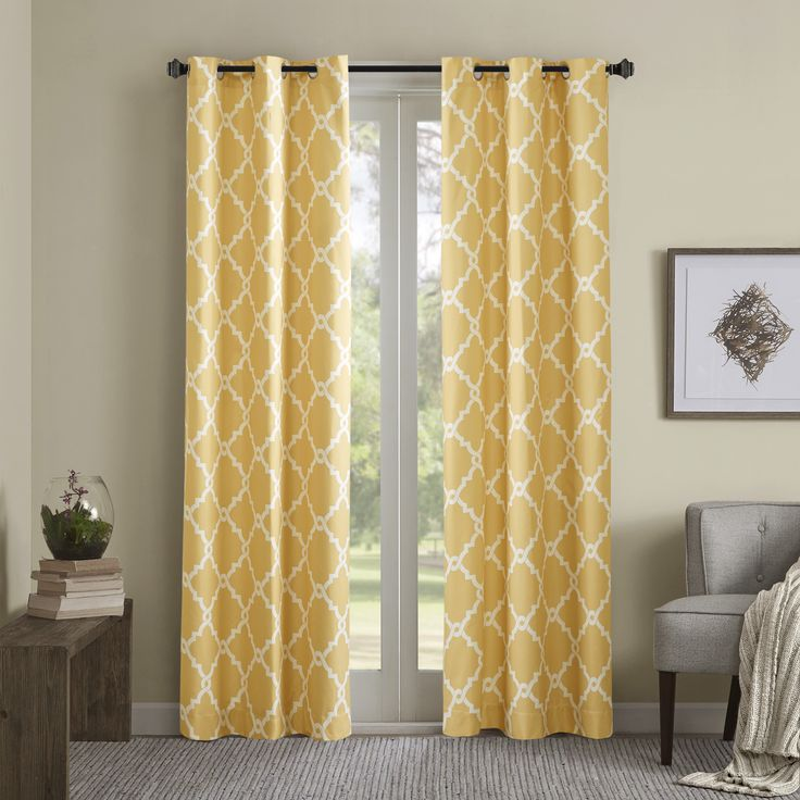Best 25 Geometric Curtains Ideas On Pinterest Neutral