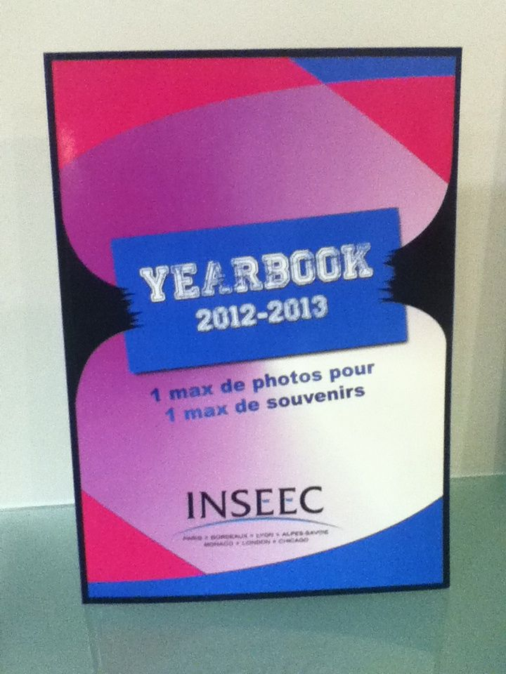 Yearbook INSEEC 2012-2013 @INSEEC Business School