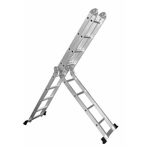 Escada Dobrável Multiuso 4,7 M Belfix - Shoptime.com