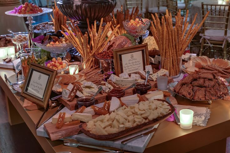 Cheese & charcuterie display | Wed | Charcuterie display ...