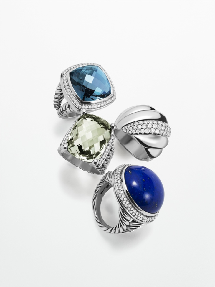 415 best David Yurman Jewels images on Pinterest Jewelry