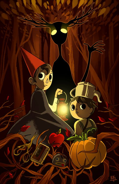 1452 Best Over The Garden Wall Images On Pinterest