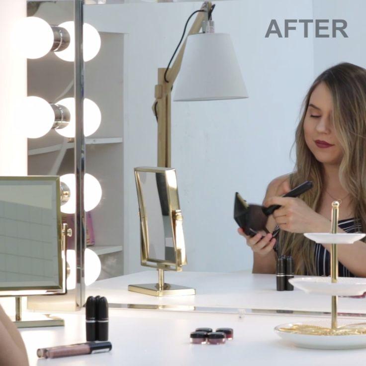 Upgrade Your Vanity Mirror