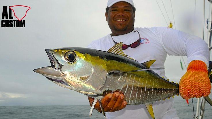 FISHING ATTITUDE - tonno pinna gialla