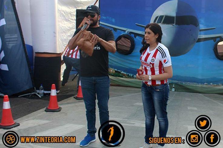 #Activación para @viajavolaris ✈️ partido @chivas ⚽️ . . . #AdvertisingAgency  #Marketing #BTL #Jalisco #RedesSociales #socialmediamarketing #socialmediastrategy #SocialMedia #agency #agencia #animación #animadores #Advertising #brand #botarga #branding #branding #toldo #marketer #marketingstrategy #MarketingDigital #digitalmarketing #eventos #edecanes #edecania #AgenciaDeEdecanes #GOs #football #futbol #soccer #estadio #stadium #chivas