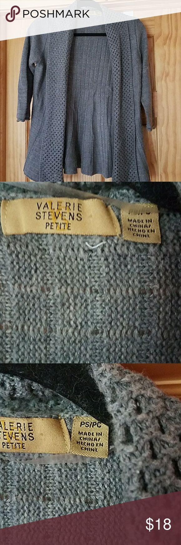 Valerie Stevens Petite Sweater Cute Valerie Stevens Petites sweater Valerie Stevens Sweaters