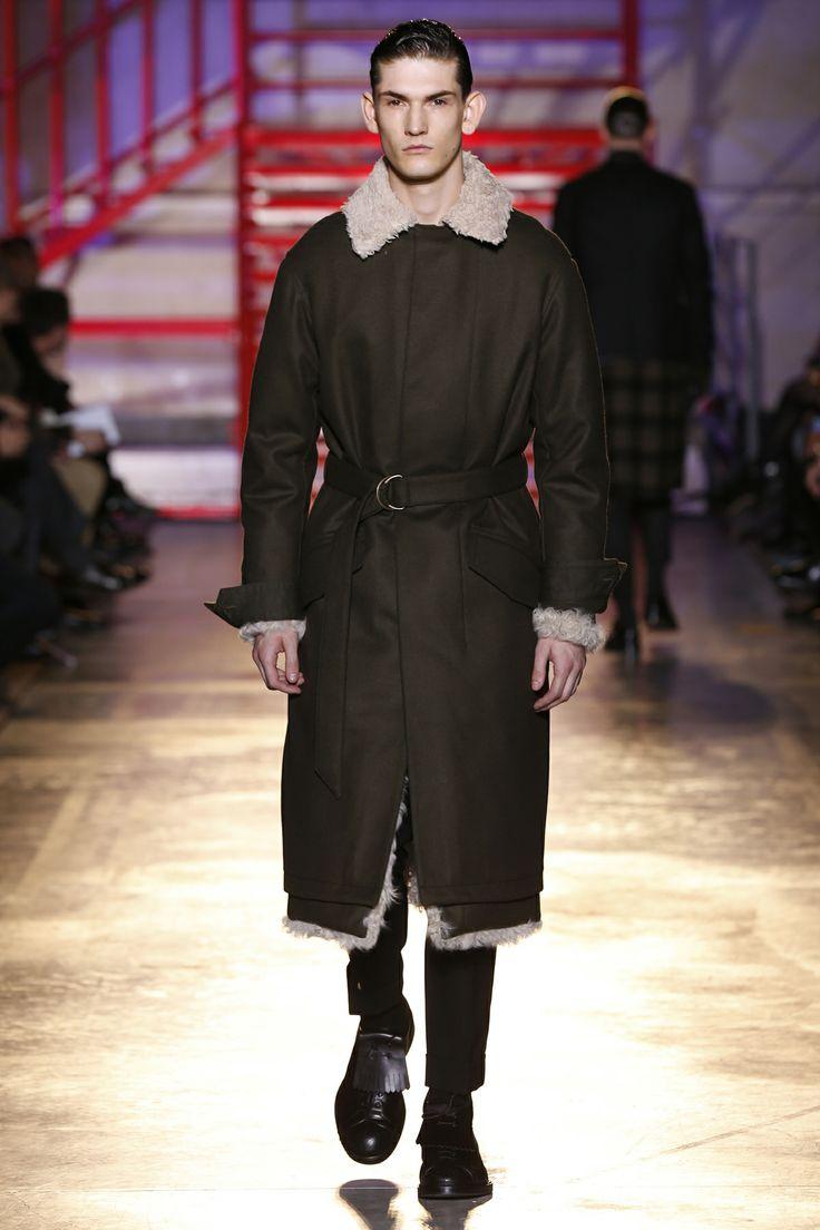 CERRUTI 1881 PARIS FW 14-15 Men's Fashion Show - Look 22