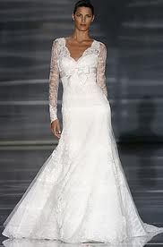 bridal gowns with sleeves - Buscar con Google