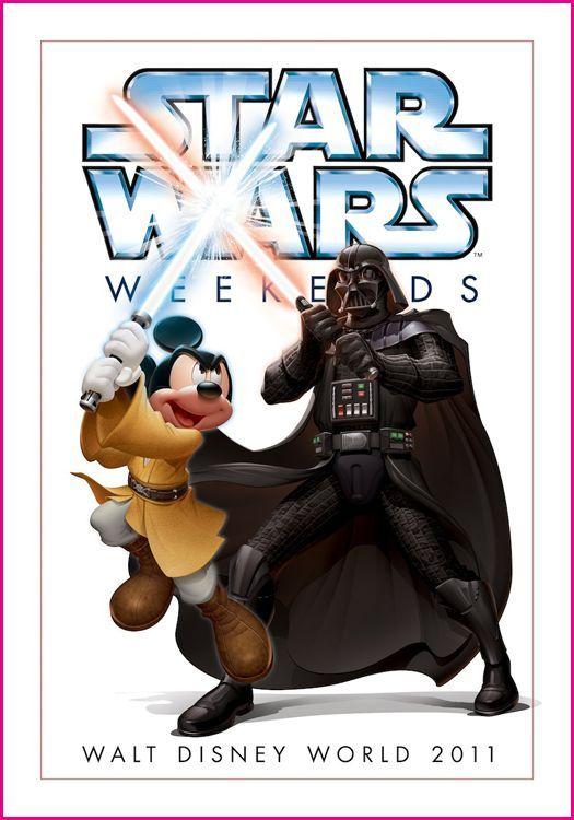 walt disney world star wars weekend