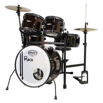 Bateria Instrumento Musical Rmv O Menor Preço É Aqui - R$ 1.150,00 Confira aqui http://mundodemusicas.com/lojas-instrumentos/ as melhores lojas online de Instrumentos Musicais.