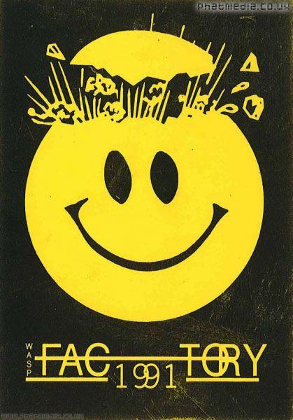 Wasp Factory 1991 RU Acid III - classic Plymouth Warehouse #raveflyers uploaded to #phatmedia
