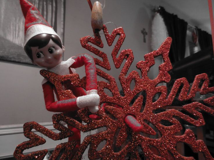 WTF is an Elf on the Shelf Introducing the Elf to our kids, and blundering our way through a new tradition.  #Christmas #tradition #parenting #Elfontheshelf