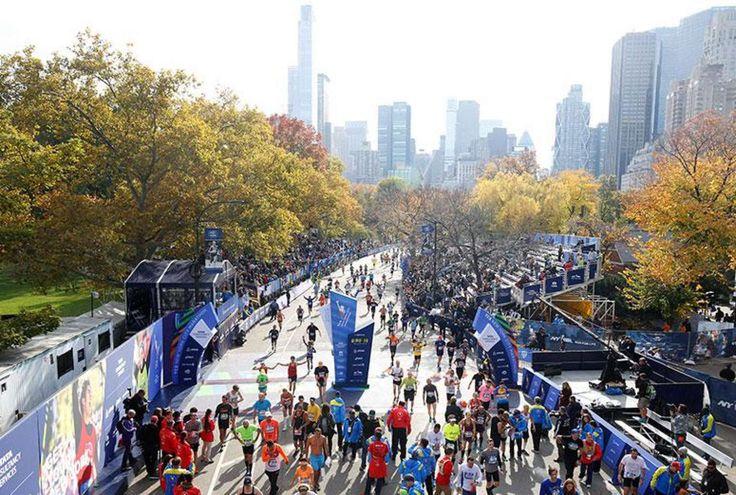 New York Marathon. Een reis voor de bucket list voor de hardlopers onder ons! Vakantieboulevard.nl
