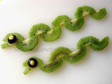 Interesting Ideas Fruit and Vegetable Art -
