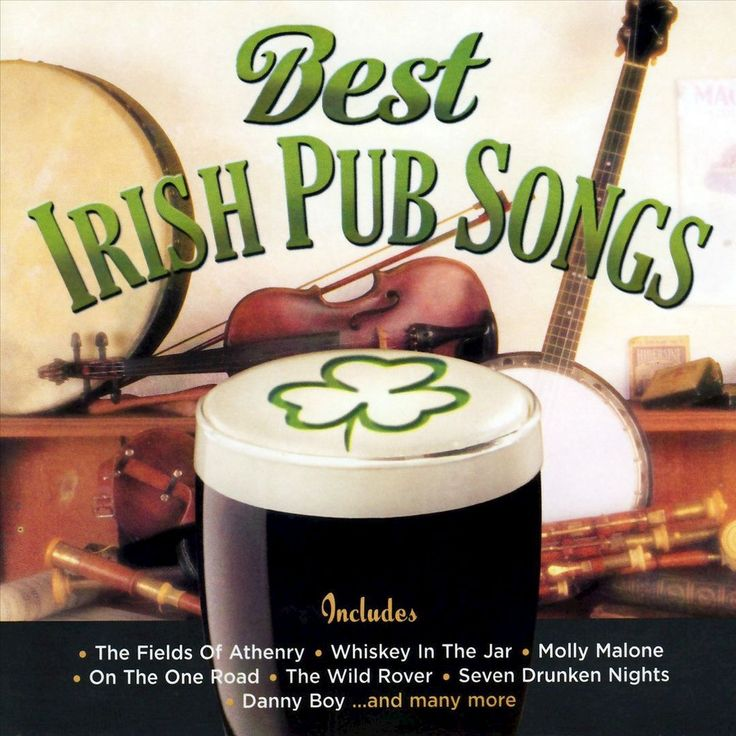 Various Artists - Best Irish Pub Songs (Dolphin) (CD)