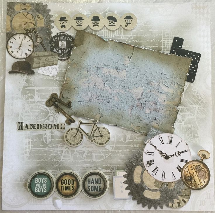 Layout HumbleBee Books Kaisercraft August workshop using the Barber Shoppe range. I used the specialty gloss paper (distressed with ink), collectables and paper pack (fussy cut(. This is a versatile range that hs been quite popular.