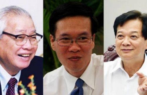 Vietinfo - Trưởng Ban Tuyên Giáo TW Võ Văn Thưởng lại bị đầu độc bằng phóng xạ?
