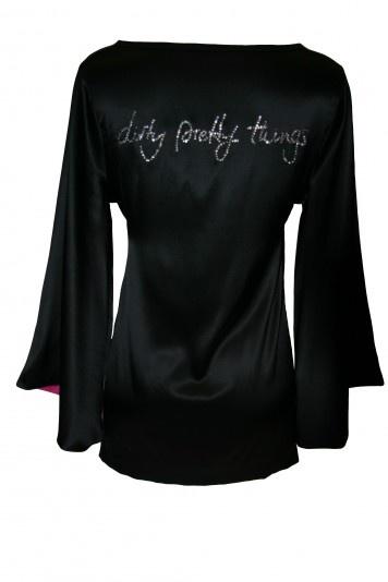 """""""Dirty Pretty Things"""" Crystal Kimono"""