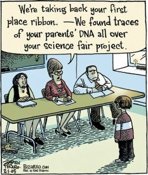 Some of the Best Things in Life are Mistakes: Middle School Science Teacher Humor