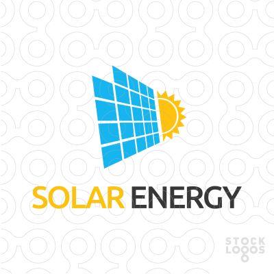 solar energy logo google search solar panel card design pinterest logos solar and solar. Black Bedroom Furniture Sets. Home Design Ideas
