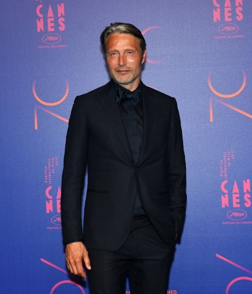 Mads Mikkelsen at the 70th Anniversary Dinner during the 70th Cannes Film Festival at the Port Canto on May 23, 2017 in Cannes, France.