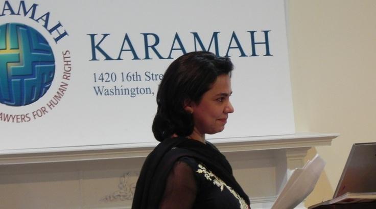 Karamah - Muslim Women Lawyers for Human Rights