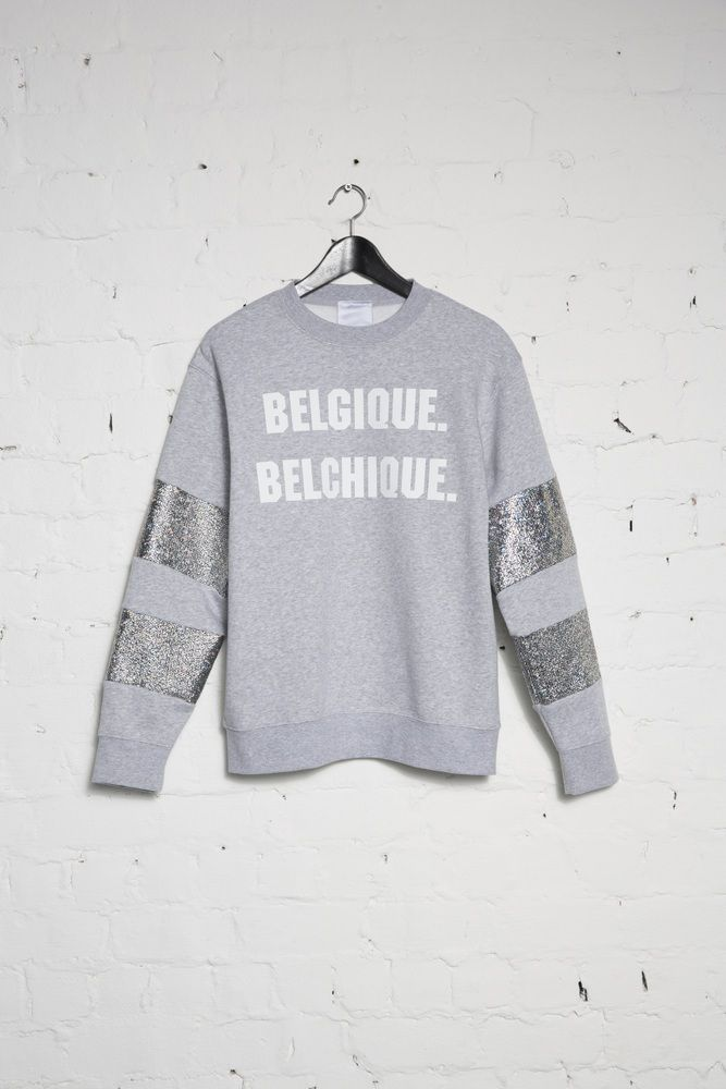 BELGIQUE. BELCHIQUE SWEATER.