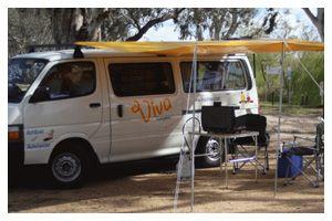 Viva Campers   Deluxe 3 person Campervan   http://www.vivacampers.com.au/campervans/