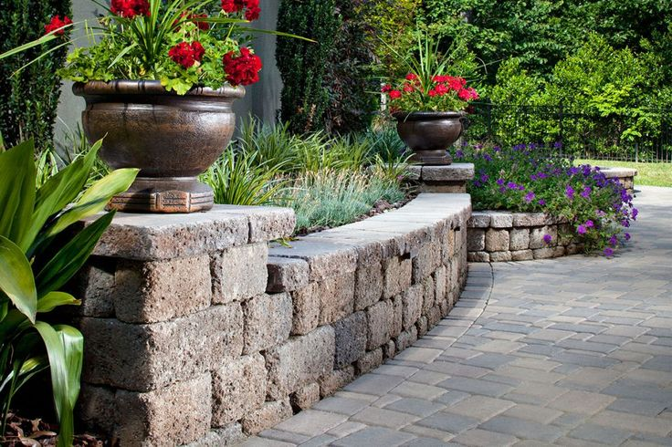 Country Manor® | Keystone Retaining Wall Systems