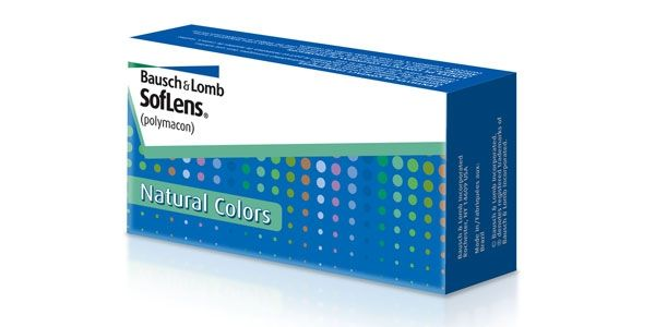 Bausch & Lomb › SOFLENS NATURAL COLORS