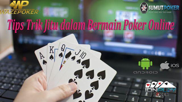 Bagi Pemain Poker Online pasti sudah tidak asing lagi dengan permainan ini yang bermula dari game poker online di Facebook. untuk memain...