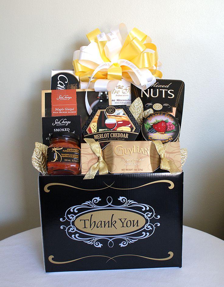 Thank You!  Gift Basket