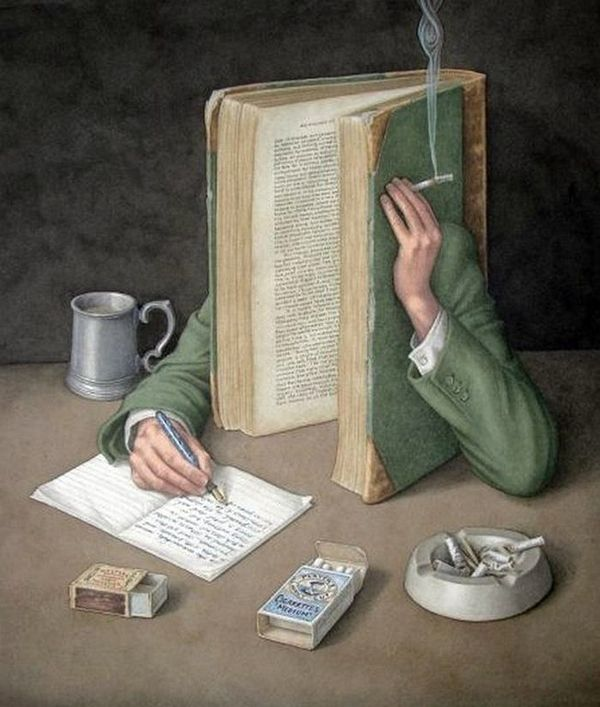 What we write is a product of all what we read with the combination of our own style of perception! -------------- Surrealism complexities of the www.bibliotheeklangedijk.nl