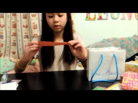 how to make an origami crane that flaps its wings