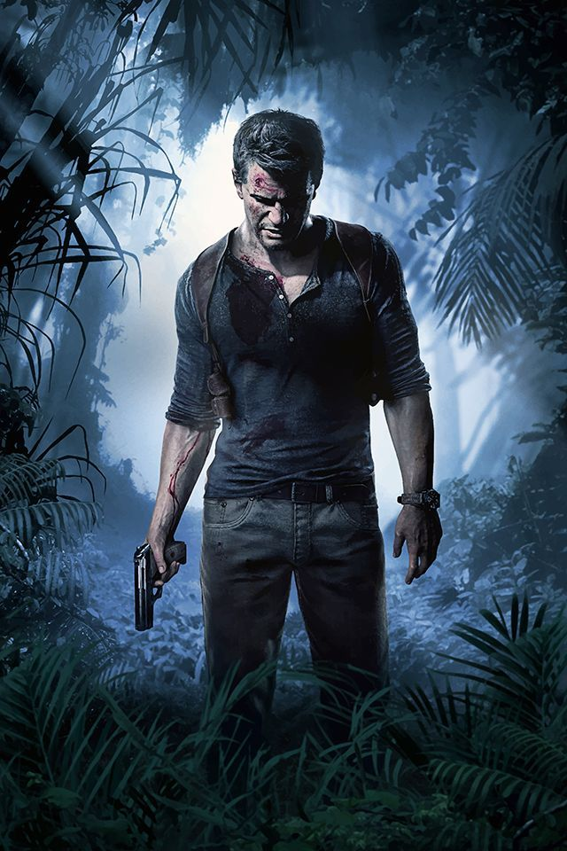 Uncharted 4 The End Of A Thief Art Design Uncharted Uncharted Drake Uncharted Artwork