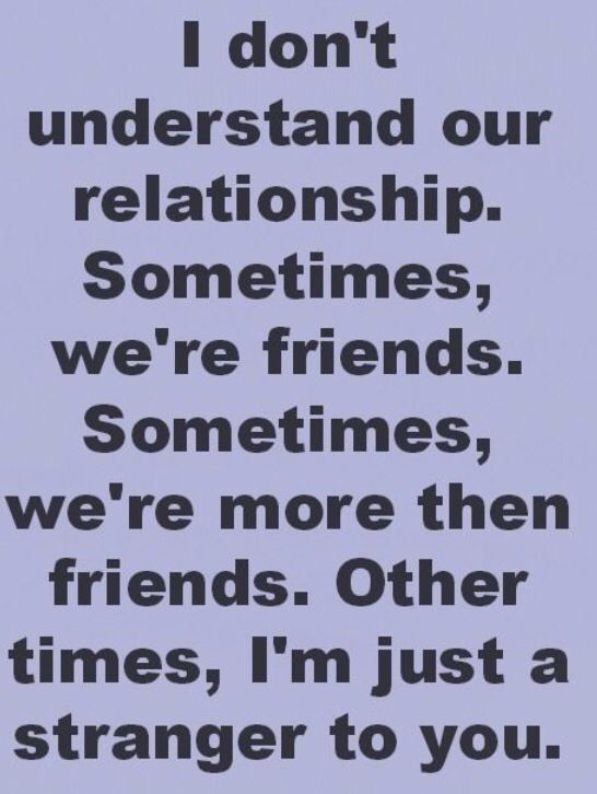 This is true and it hurts to read! My heart aches, I wish I knew what exactly I meant to you 8, tell me! Just tell me !!