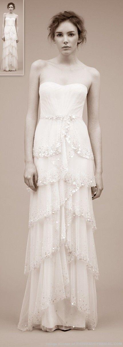 70 best Wedding Dresses images on Pinterest | Gown wedding ...