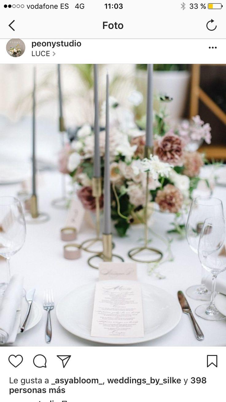 Idea De Diluart Events En Tablescapes Luces Fotos