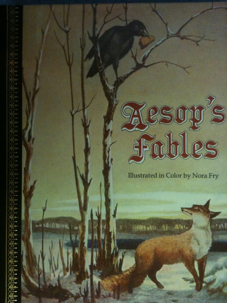 aesop s fables Find great deals on ebay for aesop's fables in books on antiquarian and collectibles shop with confidence.