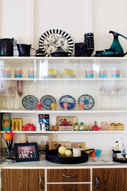 House Call: Kris's Eclectic Vintage Inspired Cottage