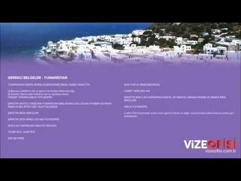 Yunanistan vizesi http://www.vizeofisi.com.tr/anasayfa Türkiye de Bir İlk olarak Yenilediğimiz Wep Sitemizde Vize işlemleri çok kolay ve hızlı sonuçlandırıyoruz.Online Uçak Bileti ve Online Seyahat Sigortası nı Wep sitemizden kesebilirsiniz.
