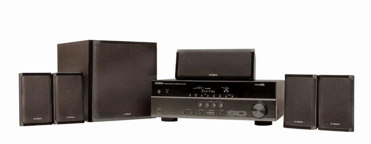 Yamaha YHT-4910UBL 5.1-Channel Home Theater System - Store Online for Your Live and Style