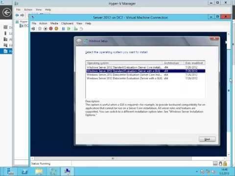 www.osertok.com: Windows Server 2012 R2 Hyper-V