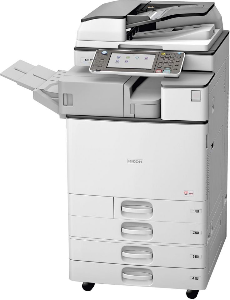 Photocopieur nashuatec MP C2003SP
