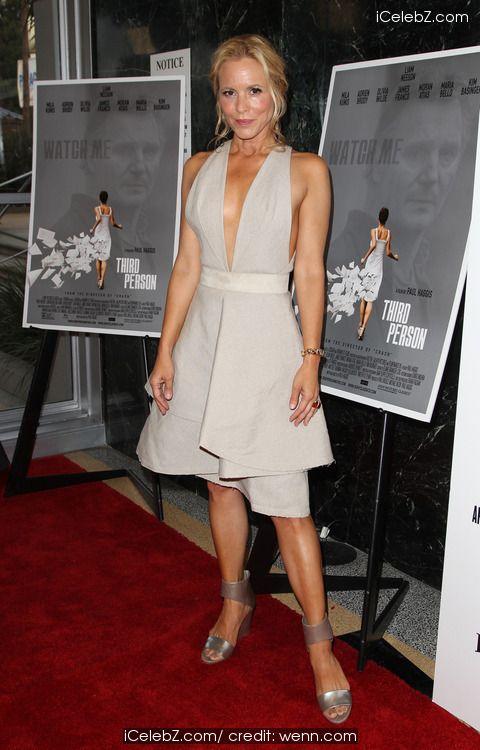 Maria Bello Los Angeles Premiere of