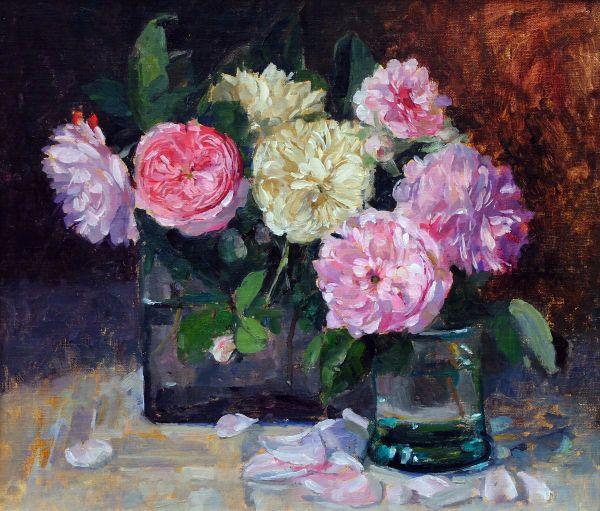 June Roses (600x511, 348Kb)