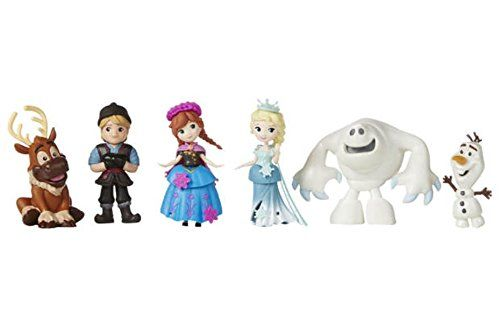 Disney Frozen Little Kingdom Frozen Friendship Collection  6 characters  Ages 4 and up Review