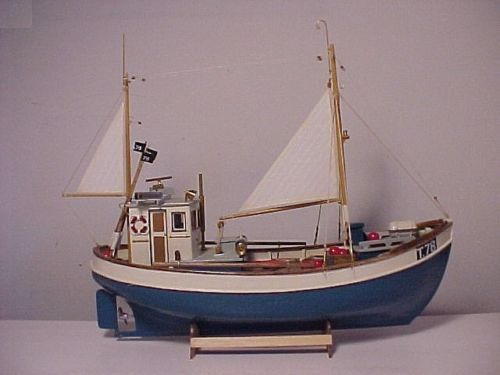 37 best images about model ships on pinterest models for Model fishing boats